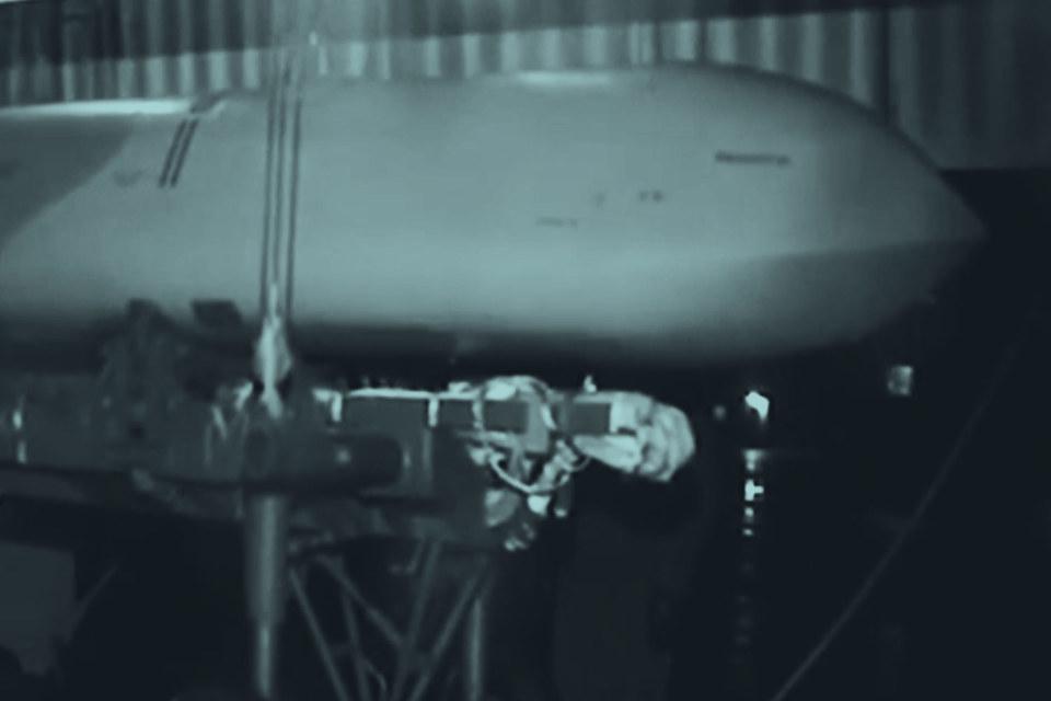 Стелс-ракета названа в ролике «новейшей высокоточной крылатой ракетой»