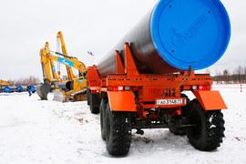 Мощность «Северного потока – 2» должна составить 45 млрд куб. м газа в год