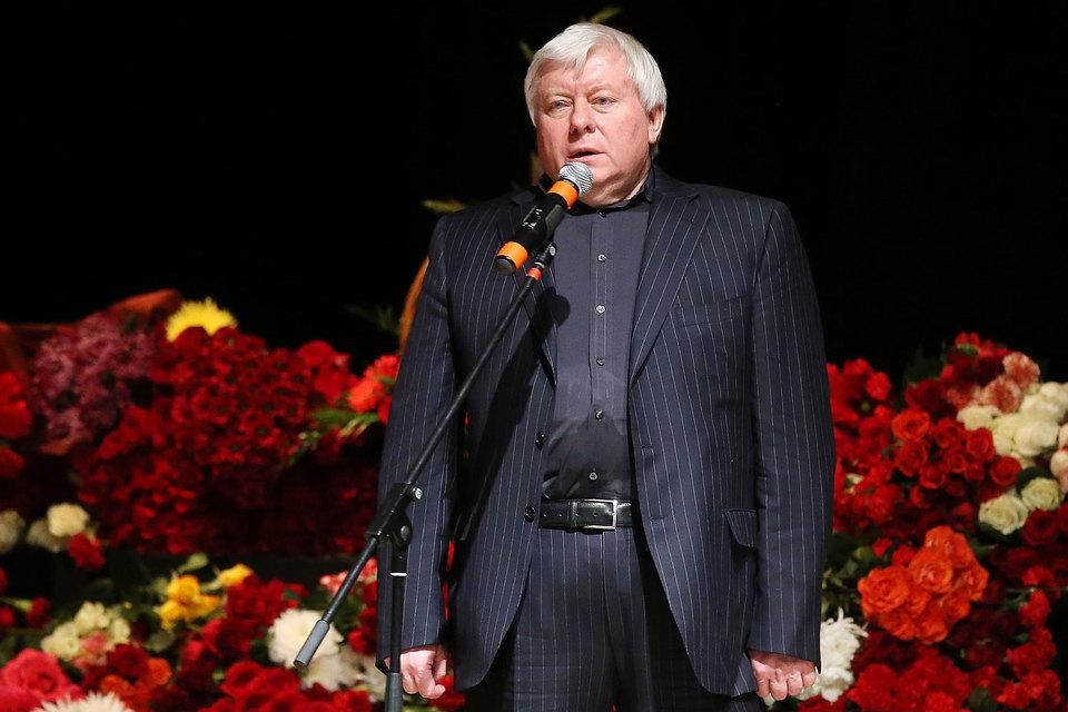 Глава Красногорского района Борис Рассказов ушел в отставку по собственному желанию
