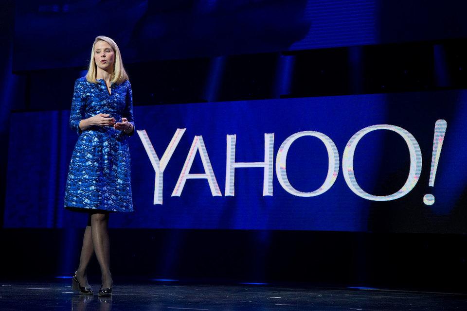 Гендиректор Yahoo Марисса Майер