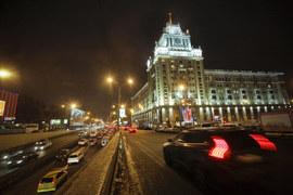 Гостиница «Пекин» была построена в 1956 г.