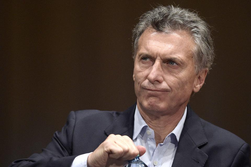 Избранный президент Аргентины Маурисио Макри