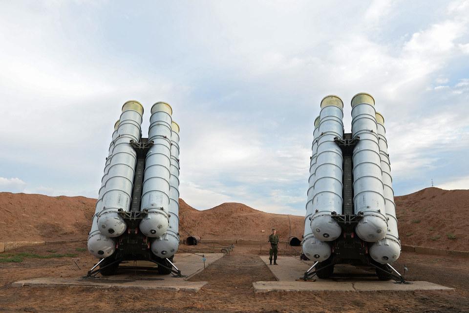 С-400 - самый современный ракетный комплекс, находящийся в войсковой эксплуатации в российских ВКС