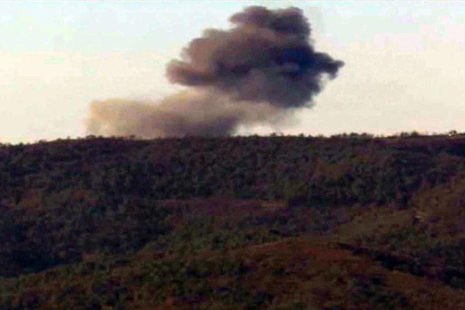 После того как Су-24 был подбит турецкими истребителями, оба пилота катапультировались, но одного из них во время спуска застрелили сирийские повстанцы-туркоманы