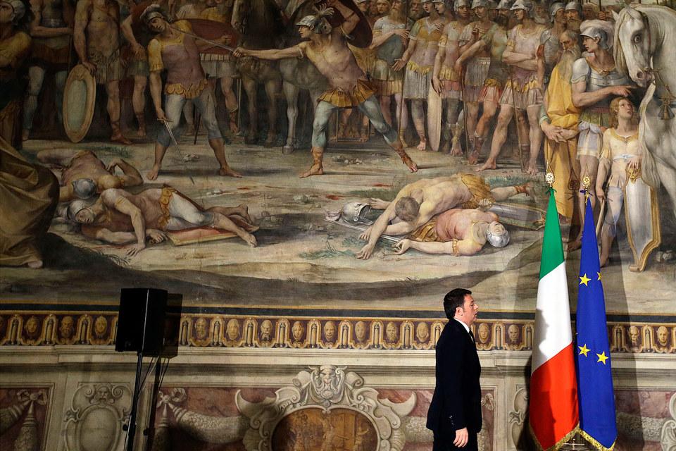 Маттео Ренци берет культуру на вооружение