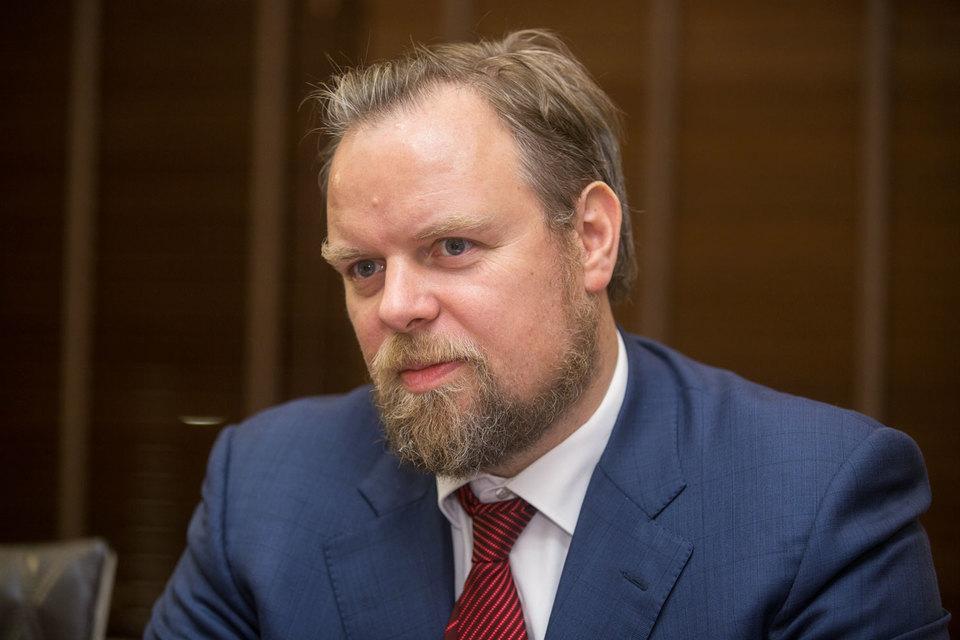 Совладелец Промсвязьбанка Дмитрий Ананьев