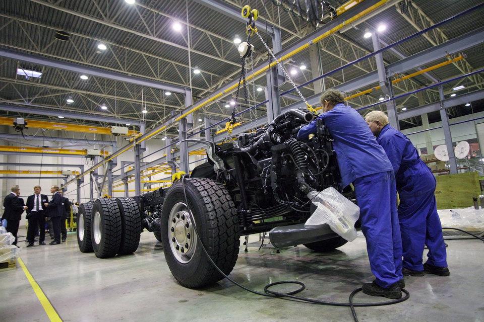 У Scania в Петербурге будет новая производственная площадка – совместная с MAN