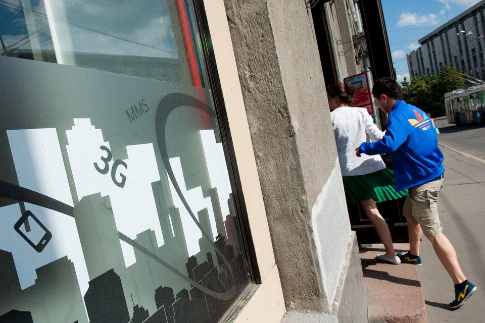 Продажи 3G-смартфонов растут, их покупают бывшие пользователи обычных телефонов