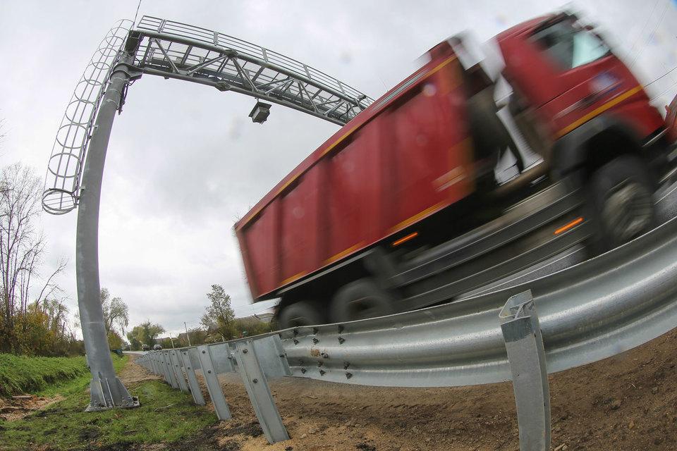 Стороны обсуждали «Платон» – систему сбора платы за проезд по федеральным дорогам с грузовиков