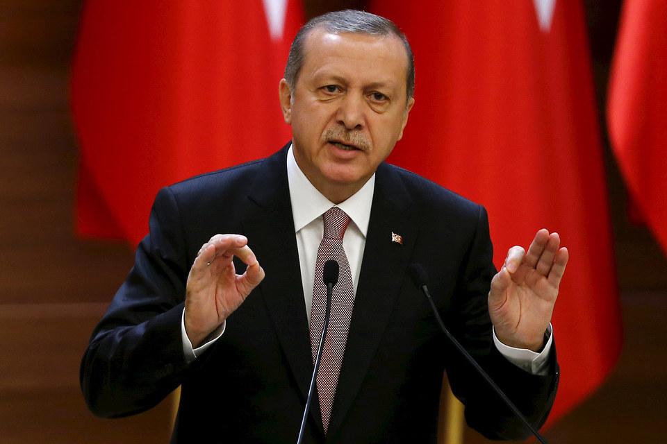 Президент Турции Реджеп Тайип Эрдоган напомнил, что Турция покупает нефть и газ у России, Ирана, Азербайджана и Северного Ирака