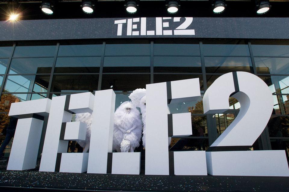 Абонентская база Tele2 выросла после перехода под ее бренд бывших активов «Ростелекома»