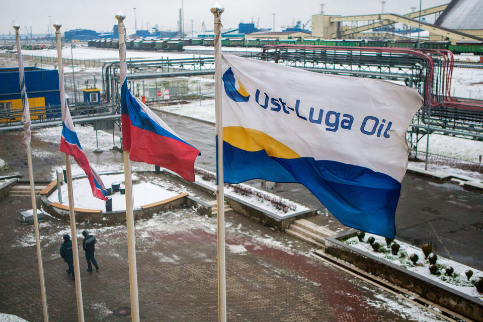 «Усть-Луга ойл» выходит в этом году на максимальную мощность по перевалке нефтепродуктов