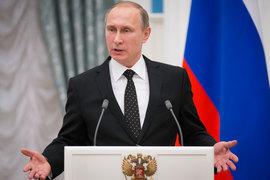 Путин выразил сожаление, что почти союзнические отношения с Турцией разрушаются