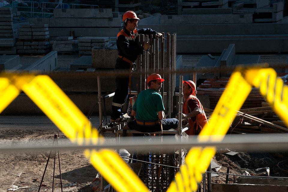 Госконтракты – это примерно половина строительного рынка