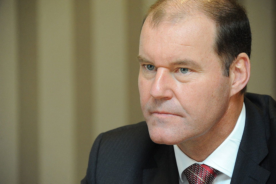 Президент и гендиректор Takeda Pharmaceutical Кристоф Вебер
