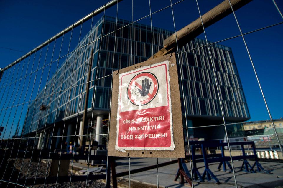Турецкие строительные компании играют заметную роль на петербургском рынке