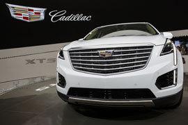 Преемник Cadillac SRX