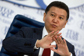 Кирсан Илюмжинов не нашел общего языка с владельцами «Тольяттиазота»