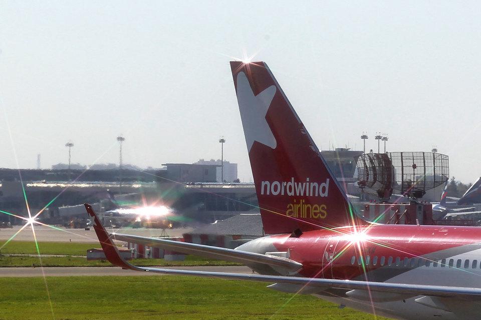 Nordwind – крупнейший в России по пассажиропотоку чартерный перевозчик