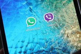 Самый популярный мессенджер среди абонентов Yota – WhatsApp, но в Москве и Петербурге предпочитают Viber
