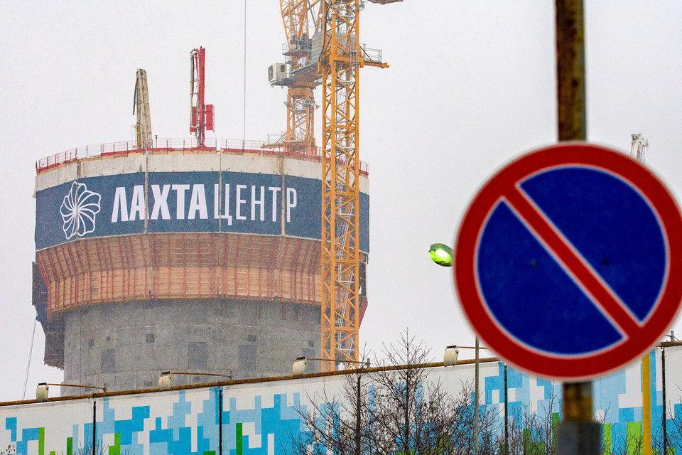 Турецкая Renaissance Construction – генеральный подрядчик самого высокого здания в Петербурге, «Лахта центра», будущей штаб-квартиры «Газпром нефти»