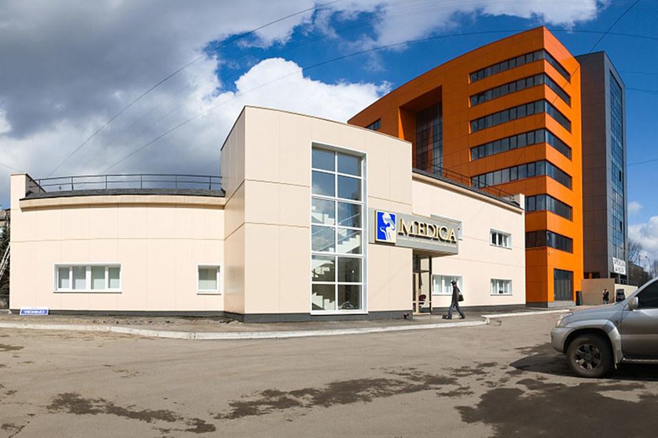 Medica будет первым госпиталем сети «Мать и дитя» в Кемеровской области