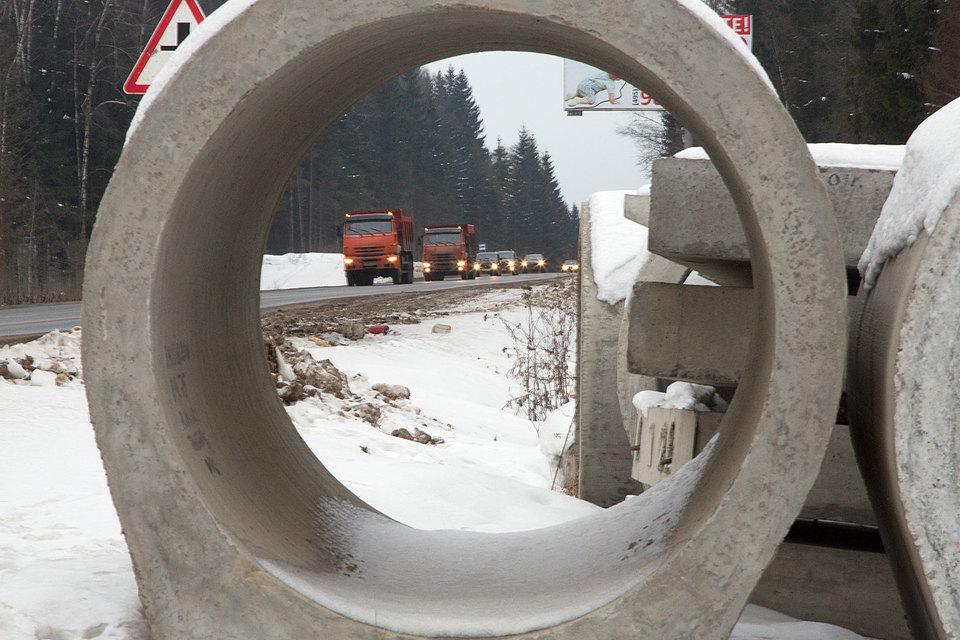 На строительство IV участка ЦКАД останется максимум полтора года