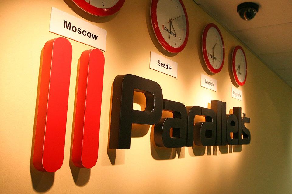 Компания Parallels с марта 2015 г. работает под двумя брендами – Parallels и Odin