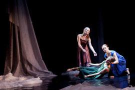 В «Троице» группы Zonk'a заняты классические танцовщики