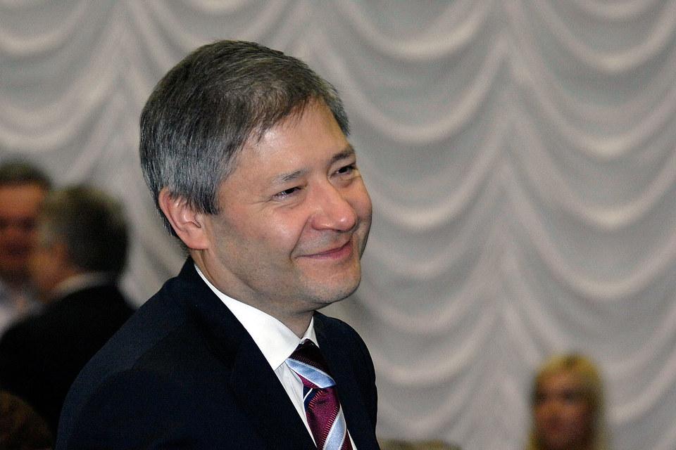 Бывший министр связи России Леонид Рейман