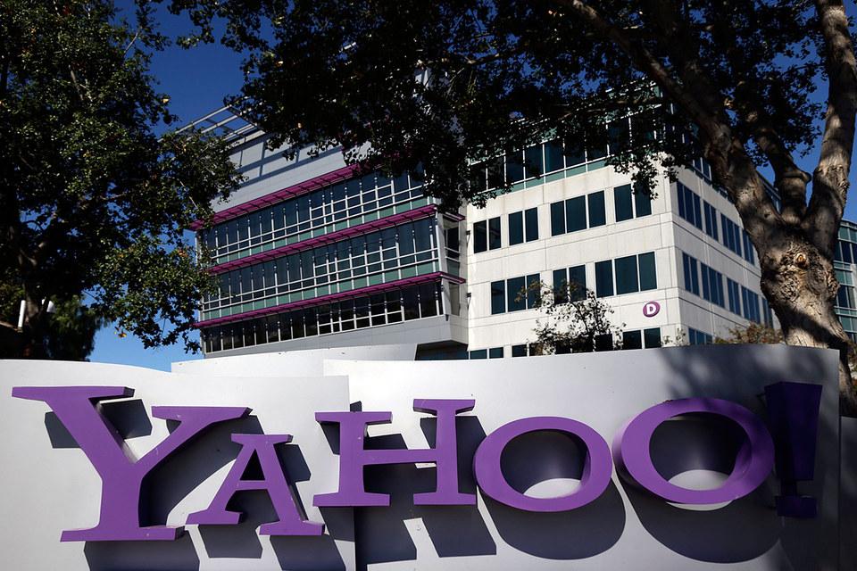 Интернет-бизнесом Yahoo заинтересовались потенциальные покупатели
