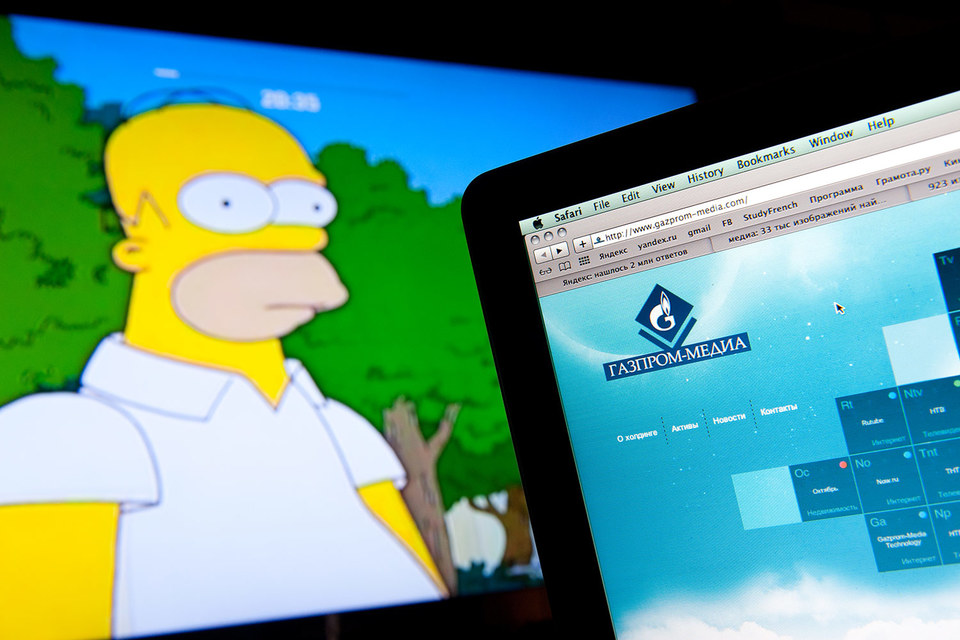 В «Газпром-медиа» сейчас входят пять эфирных телеканалов