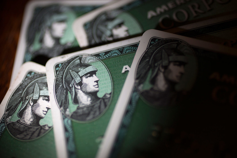 Платежной системе AmEx пока не удалось завоевать российский рынок