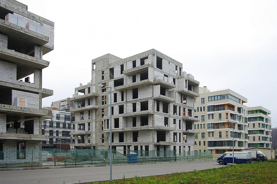 Выкупить долю Limitless в «Загородном квартале» может RDI Group