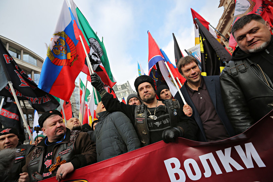 «Ночные волки» за год получили два президентских гранта на сумму 21 млн рублей
