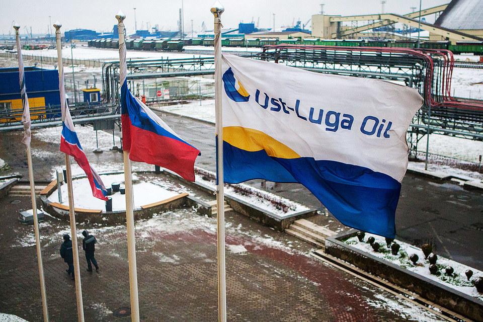 «Газпром экспорт» проводит уже третий конкурс на перевалку нефтепродуктов в Усть-Луге