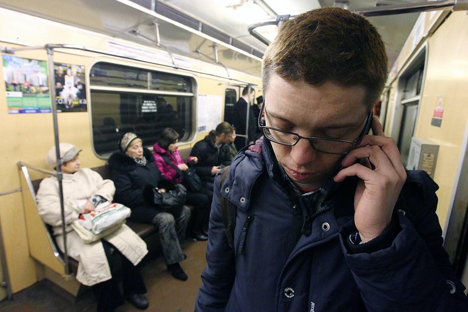 Московское метро позвонит по WiFi