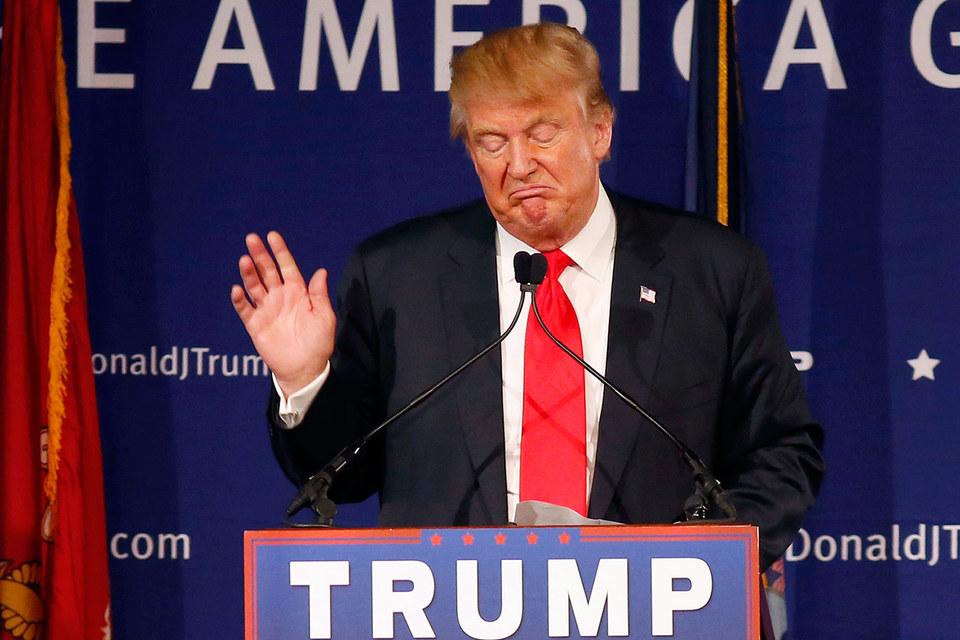 Трамп закрывает Америку
