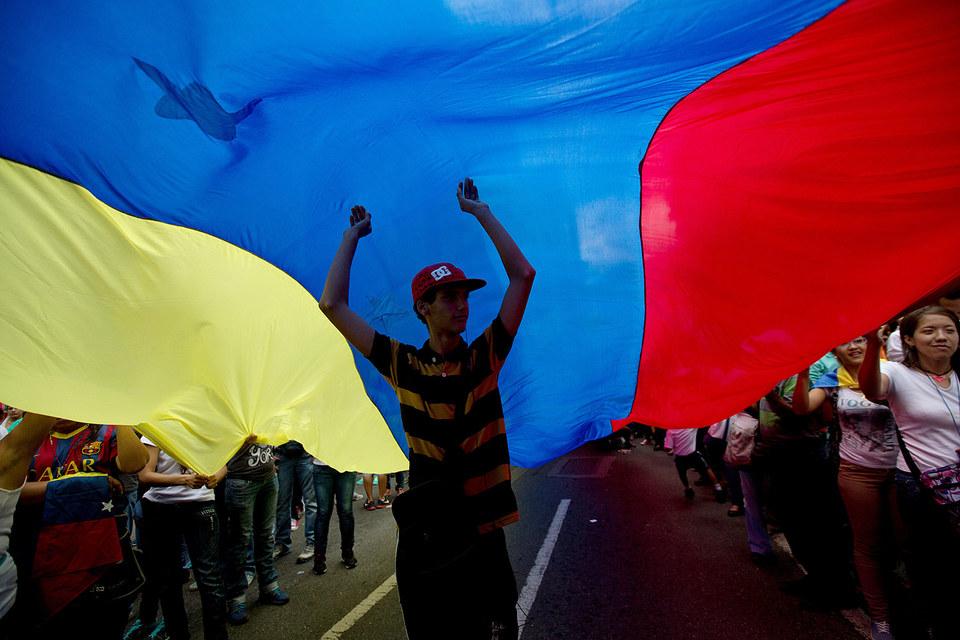 Венесуэльская оппозиция завоевала в парламенте две трети мест