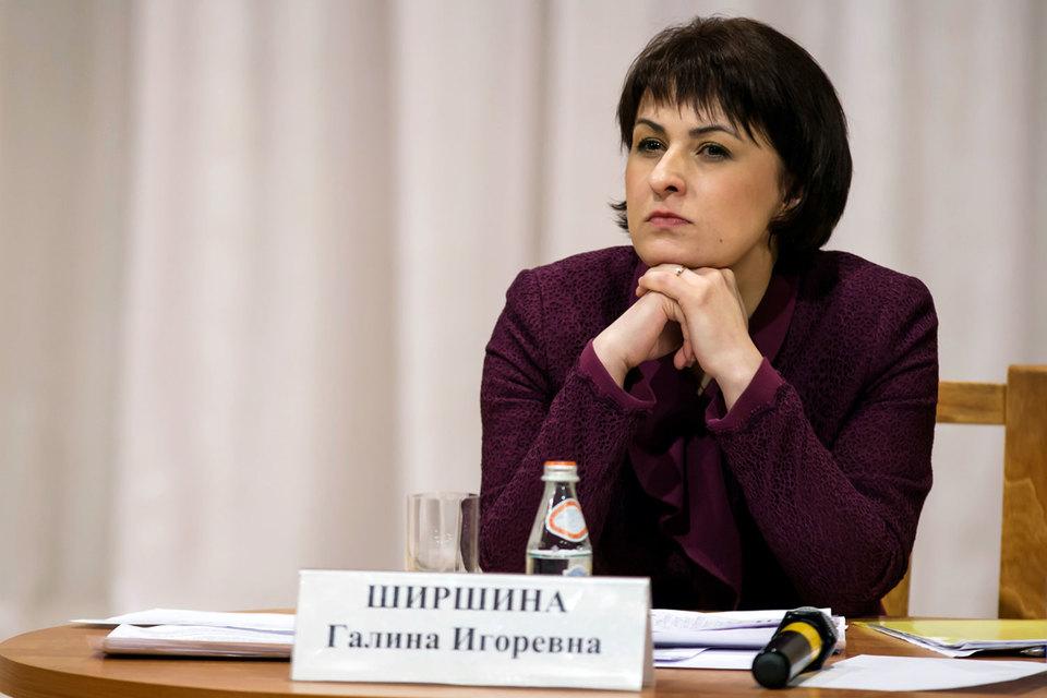 Горсовет Петрозаводска инициировал отставку мэра Галины Ширшиной