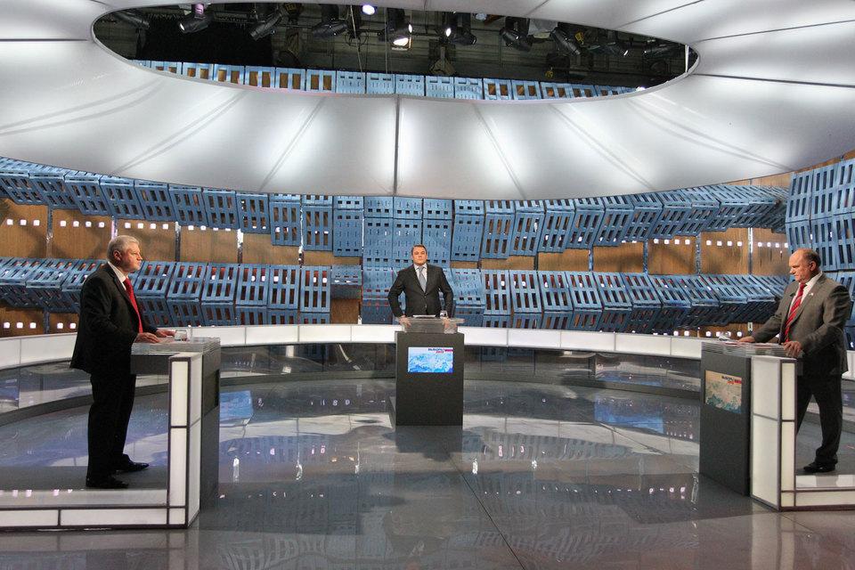 Единороссы сделали предвыборные дебаты обязательными