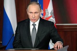 По оценке Путина, действия ВКС России заслуживают высокой положительной оценки
