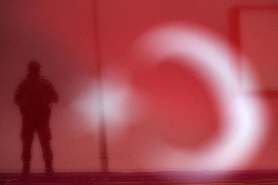 Экипаж СК «Сметливый» открыл огонь по турецкому сейнеру из стрелкового оружия