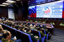 Начальник Генштаба российских вооруженных сил генерал Валерий Герасимов конкретизировал на встрече с иностранными военными атташе масштабы военной помощи сирийской вооруженной оппозиции