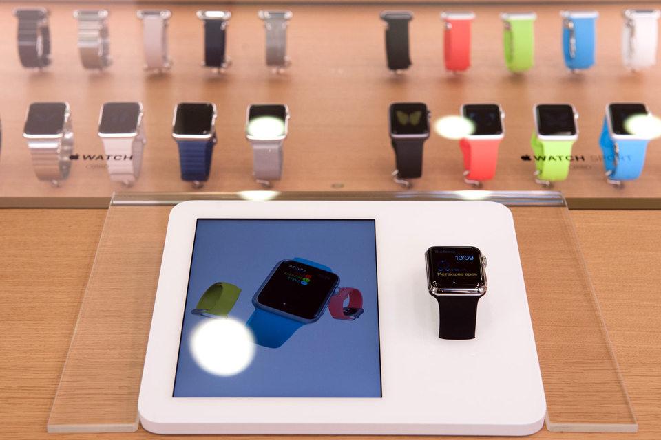 Apple подняла цену смарт-часов Apple Watch в России