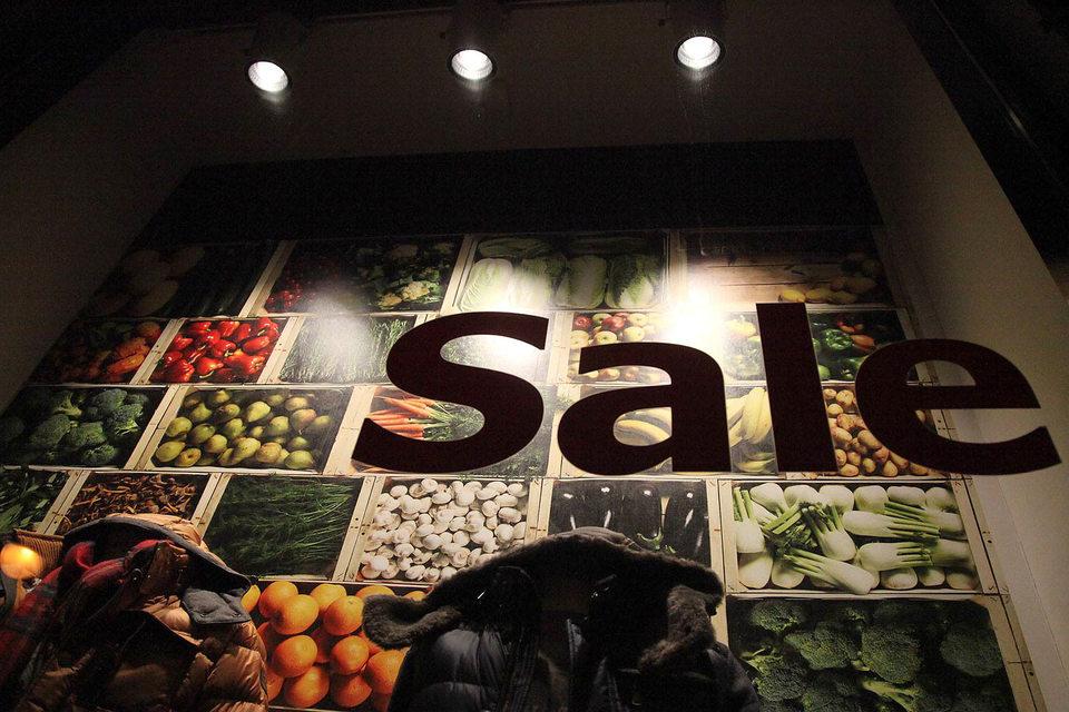 Продуктовое эмбарго мешает России воспользоваться рекордно низкими темпами роста мировых цен на продовольствие