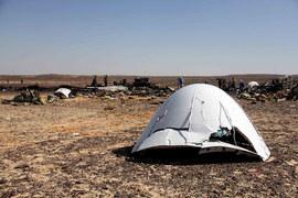 Египет неоднократно заявлял, что не находит подтверждения версии теракта