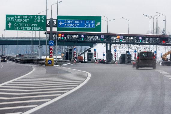 Платные дороги в России – самые дорогие в Европе