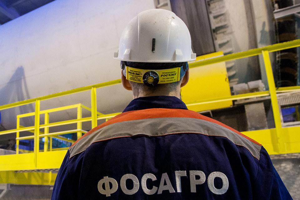 В ноябре «Фосагро» частично остановил производство удобрений на заводе в Череповце и на Балаковских минудобрениях