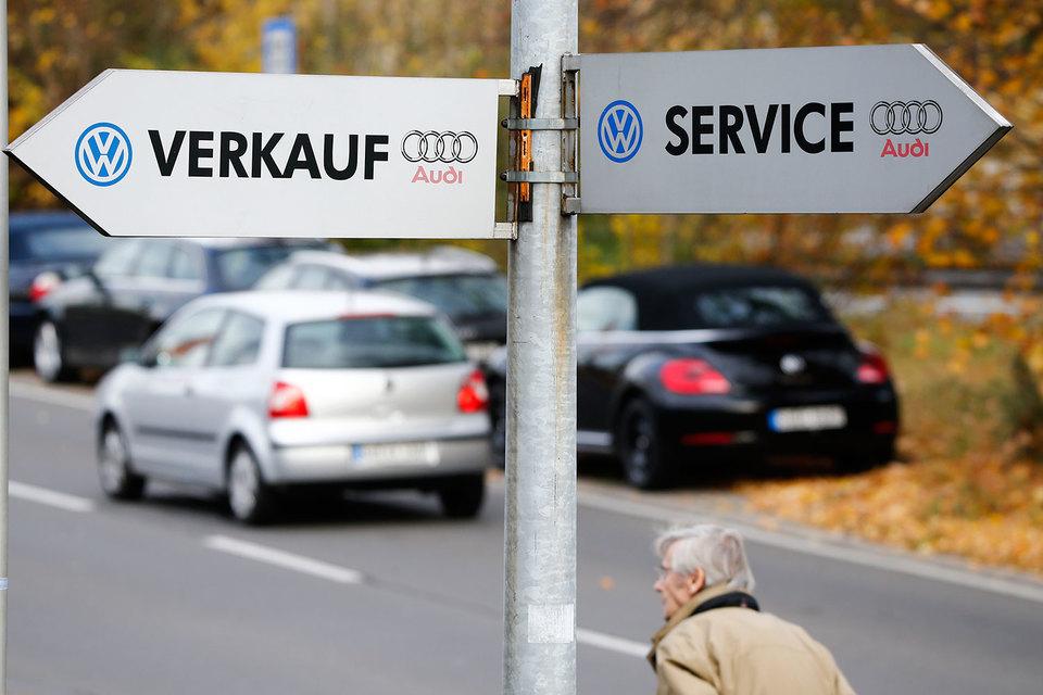 Volkswagen получил одобрение немецкого регулятора на ремонт 8,5 млн дизельных двигателей